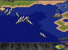 """AOE: Sau nhiều năm bị quên lãng, cuối cùng """"map biển"""" cũng đã được đưa vào thi đấu chuyên nghiệp"""