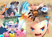 Những game mobile online đã ra mắt tại Việt Nam trong tháng 2/2017