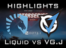 [Trực tiếp] Chung kết giải DOTA 2 StarLadder i-League 3: Team Liquid – Vici Gaming J
