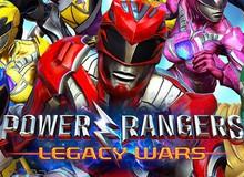 Power Rangers: Legacy Wars ấn định ngày ra mắt, cho phép đăng ký chơi trước