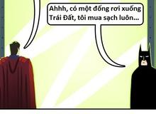 Cách mà Batman sẽ đối phó với Superman khi anh này nổi điên lên