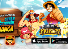 Cậu Bé Mũ Rơm - Thêm một game đề tài One Piece cập bến Việt Nam