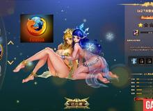 Firefox mới cập nhật plug-in mới, trở thành trình duyệt chơi Webgame 3D tốt nhất Việt Nam?