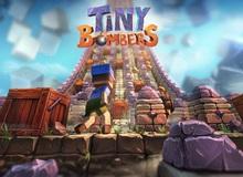 Tiny Bombers - Sự kết hợp tuyệt vời giữa Bomberman và Crossy Road