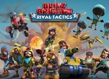 Blitz Brigade: Rival Tactics - Đại kình địch của Clash Royale đã xuất hiện
