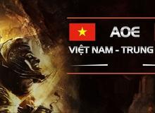 Đoàn AoE Trung Quốc khổ luyện trước đại chiến với Việt Nam: ngày chạy hàng cây số để… ép cân, rèn thể lực