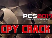 Vừa mới ra mắt trailer, PES 2018 đã ngay lập tức phải đối mặt với vấn nạn crack game