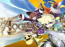 Logres: Japanese RPG - MMORPG Top 1 Nhật Bản đã chính thức ra mắt