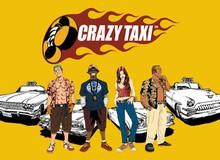 """Crazy Taxi - """"Quái xế đường phố"""" nhí nhố bất ngờ được tải về miễn phí"""