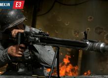 [E3 2017] Nổi da gà với đoạn trailer bi hùng và đậm chất sử thi của Call of Duty: WWII
