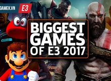 10 trò chơi mới xuất hiện tại E3 đang khiến game thủ Việt cuồng loạn những ngày qua