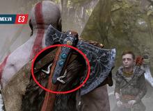 """Thì ra đây chính là lý do vì sao Kratos lại từ bỏ song đao chuyển sang rìu trong """"God of War 4"""""""