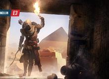 Đi nước cờ táo bạo, Assassin's Creed: Origins tuyên bố chỉ tập trung vào phần chơi đơn offline