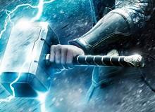 Quên Blades of Chaos đi, búa sét huyền thoại Mjolnir sẽ là vũ khí mới của Kratos?