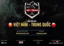 Để theo dõi trọn vẹn giải đấu AOE Việt Trung 2017, đây là lịch trình các sự kiện quan trọng bạn không thể bỏ qua