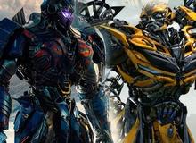 Tiết lộ những hình ảnh hậu trường hoành tráng của Transformers: The Last Knight