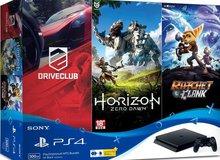 Siêu khuyến mại, mua PS4, nhận ngay 3 game khủng giá 0 đồng