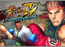 Street Fighter IV: Champion Edition chính thức ra mắt trên iOS