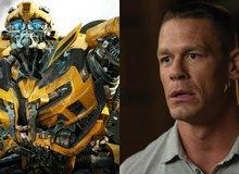 Phim Transformers mới dự kiến sẽ đưa John Cena vào làm diễn viên chính