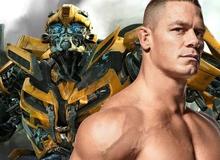 John Cena sẽ đóng vai gì trong phim Transformers riêng về Bumblebee?