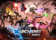 DC Unchained - Game đề tài siêu anh hùng DC mới toanh từ xứ sở Kim Chi