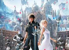 Ơn trời, Final Fantasy XV bản PC sẽ không nặng tới 170GB nữa đâu!