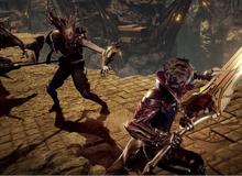 Code Vein – phiên bản Anime của Dark Souls tung trailer chặt chém vô cùng mãn nhãn