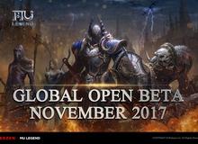 MU Legend ấn định ngày ra mắt chính thức Open Beta trên toàn thế giới