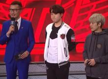Huni bất ngờ vì khán giả Vũ Hán cổ vũ quá nhiệt tình mặc dù mới chỉ vòng bảng