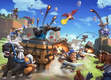 Trải nghiệm Caravan War - Game mobile chiến thuật thủ thành nhiều sáng tạo