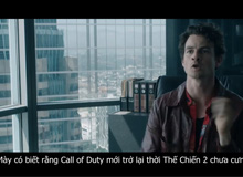 [Vietsub] Chết cười với trailer live-action của Call of Duty: WWII