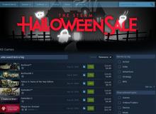 Chuyện lạ có thật, Halloween Sale của Steam đang… ế ẩm