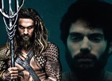 Tiết lộ cho biết Aquaman chính là người đã cứu Superman ở phần Man of Steel