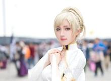 Cosplay công chúa Luna xinh đẹp, dễ thương trong Final Fantasy XV