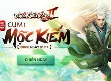 Ngạo Kiếm Vô Song 2 tặng giftcode mừng máy chủ mới Mộc Kiếm