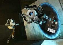 """Bridge Constructor Portal - Game """"hack não"""" dựa trên thế giới Portal nổi tiếng của Valve"""