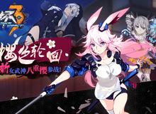 5 game mobile Trung Quốc thể loại hành động có đồ họa kiểu anime Nhật Bản