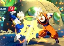 """[E3 2017] Dragon Ball Fighter Z hé lộ gameplay """"chất nhất quả đất"""" - Đây chính là game đối kháng hay nhất 2018"""