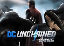 DC Unchained - Game siêu anh hùng mới sẽ được Closed Beta tại Châu Á tháng sau