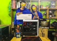 Nữ game thủ Việt mua tặng bạn trai bộ máy tính 18 triệu đồng, đúng là bạn gái nhà người ta