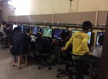 Không ngờ tối 30 Tết mà game thủ Việt vẫn ra net nườm nượp