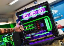 Giật mình khi bộ máy tính của 'ác nhân' Joker xuất hiện tại Việt Nam