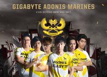 Levi hé lộ nguyên nhân dẫn đến chiến thắng của GIGABYTE Marines ở bảng B vòng khởi động MSI 2017