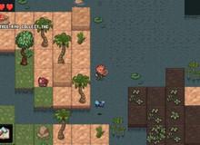 PixelTerra - Don't Starve phiên bản đồ họa 4 nút
