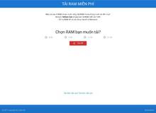 Chết cười với website Tải Ram, Tải VGA.com mới xuất hiện tại Việt Nam