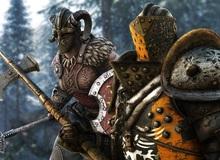 Chỉ 2 tuần sau khi phát hành, lượng người chơi của For Honor đã giảm sút trầm trọng
