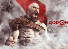 """Rộ tin đồn về ngày phát hành của """"God of War 4"""", người hâm mộ có lẽ sẽ sớm được chạm tay vào siêu phẩm này"""