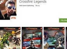 Crossfire Legends bất ngờ cho phép game thủ Việt đăng ký trước