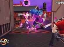 The King Of Fighters: World hé lộ nhân vật thứ 3 vẫn là nữ