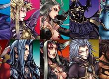 15 thắc mắc chưa có lời giải đáp về những kẻ phản diện trong series Final Fantasy (Phần 2)